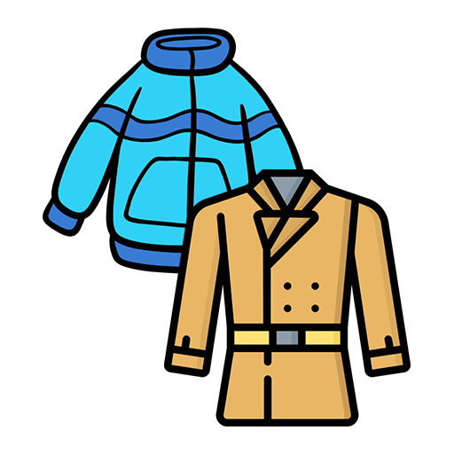 Long Coat/Winter Jacket